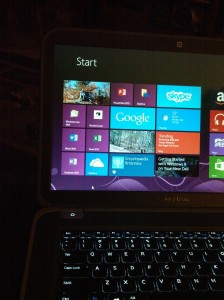 How different can Windows 8 be? Very!