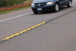 Although there are some who feel center line rumble strips will make us safer, I am not one of them.